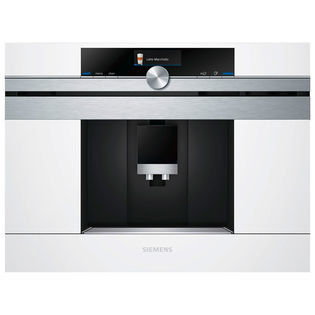 Cafetera integrable Siemens CT636LEW1 'Olimpo