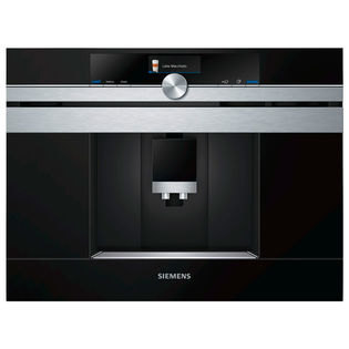 Cafetera integrable Siemens CT636LES6 'Olimpo