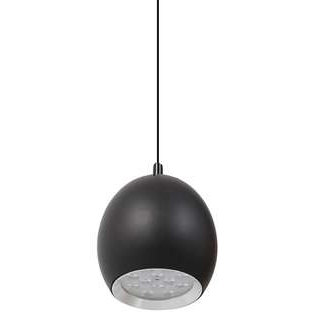 Lampara Lux-May Decoled/Ball-XL-18W. Negro